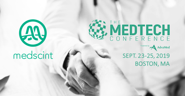 Medscint at the 2019 MEDTECH Conference