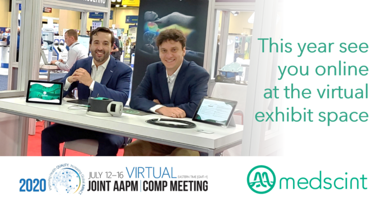 Medscint at the joint AAPM-COMP Annual Meeting
