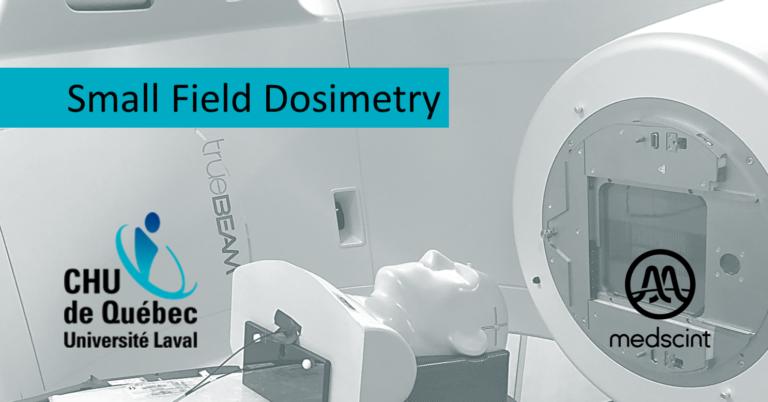 Performing Small Field Dosimetry