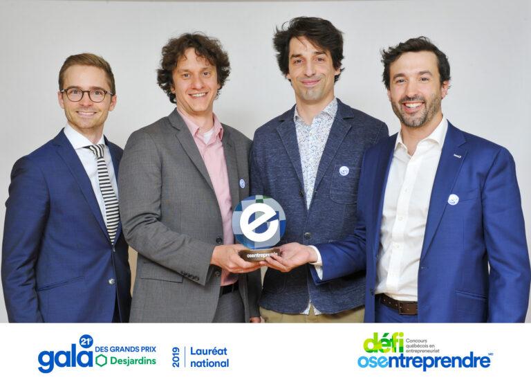 Medscint wins OSEntreprendre entrepreneurship challenge